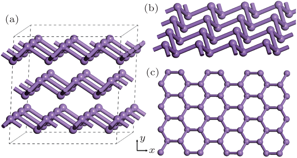 Two Dimensional Arsenic Monolayer Sheet Predicted From
