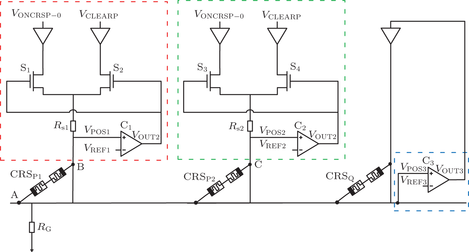 A Novel Circuit Design For Complementary Resistive Switch Based Logic Diagram Nand The Basic Structure Of Crs Operation Using Proposed