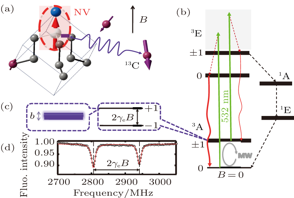 Quantum information processing with nitrogen–vacancy centers in diamond 7959151434d7